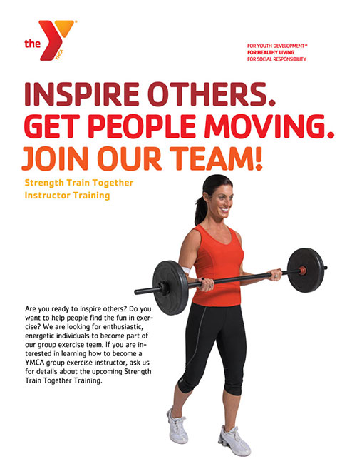 want to be a group exercise instructor?