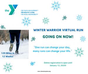 Winter Warrior Virtual Run