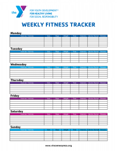 YMCA of Vincennes Fitness Tracking